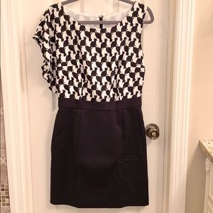 Lilly Pulitzer Black and White Fancy Feast Dress-6